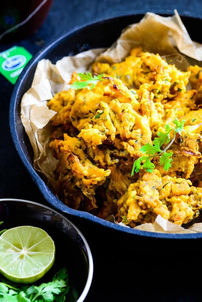 Non Fried Onion pakora