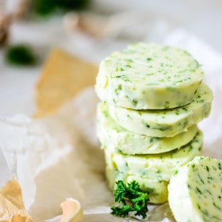 Parsley and Garlic Butter