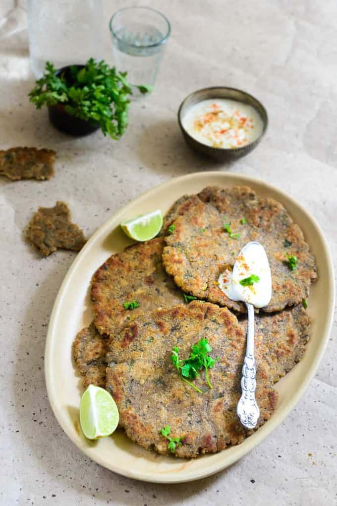 Rajgira Paratha Recipe, How to make Rajgira paratha or Rajgiri Ka Paratha