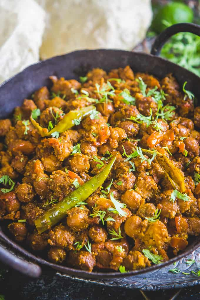 Kala Chana Recipes