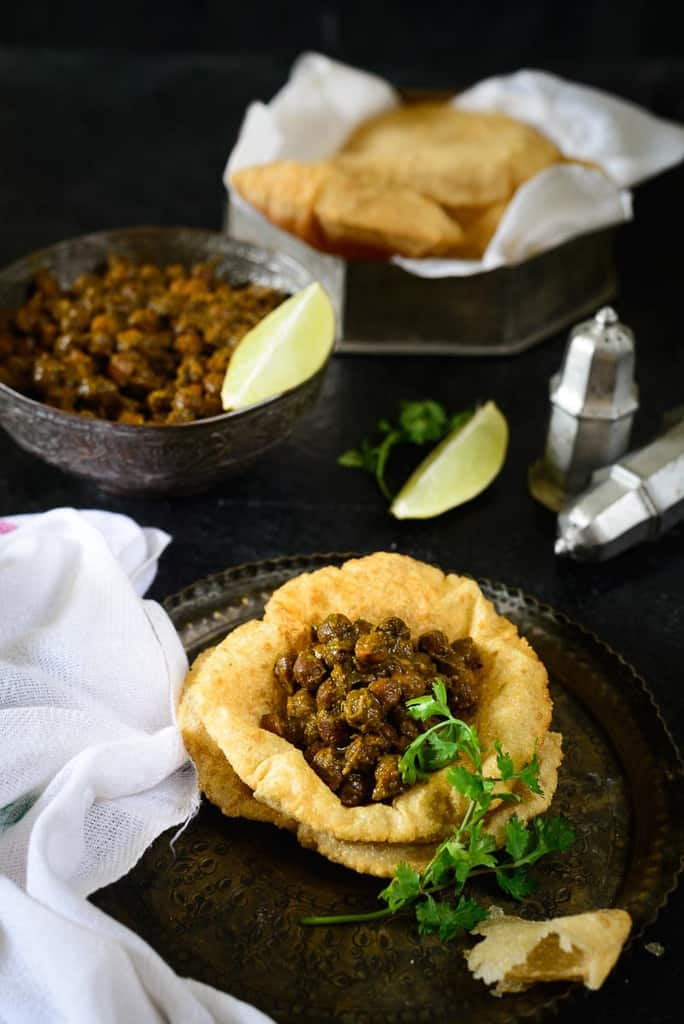 Sookha Kala Chana recipe , a delicious preparation, is a popular Ashtami dish prepared for the Navratri Pooja. Here is an easy recipe to make it.