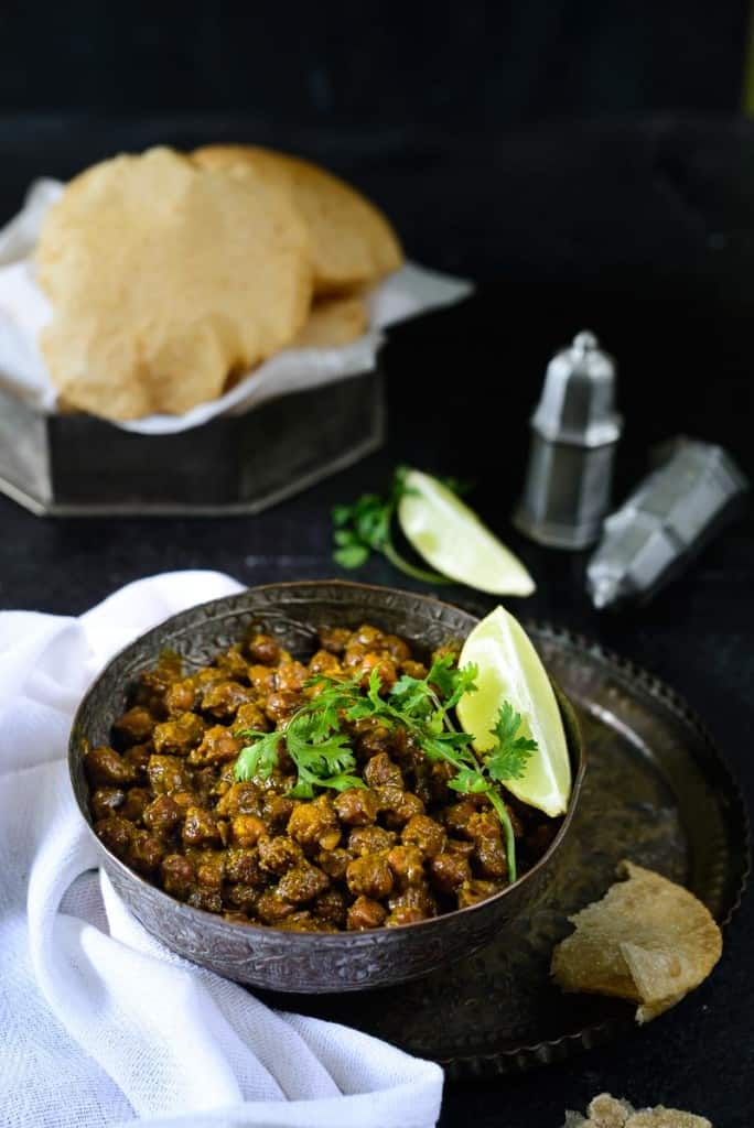 Sookhe Kale Chane Recipe, How to make Sookhe Kale Chane