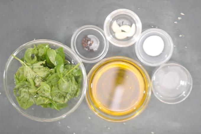 basil vinaigrette ingredients