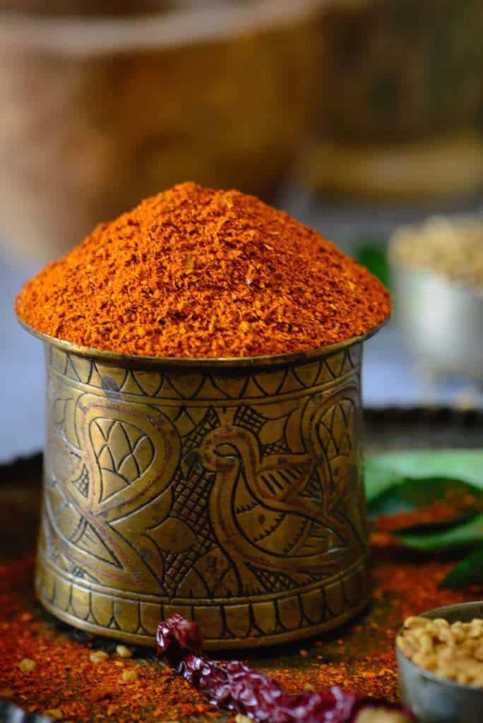 Udupi Style Rasam Powder Recipe, How to make Udupi Style Rasam Powder