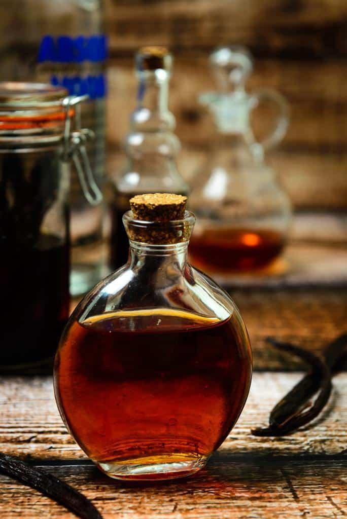 Home Made Vanilla Extract