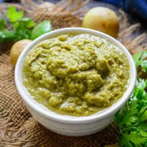 Amla Chutney brings together the freshness of coriander and tanginess of Amla or Indian gooseberries. While coriander is a common chutney ingredient made for dosa and idlis, adding amla not only gives this a different taste, but loads of vitamin C as well. Here is how to make Amla Chutney Recipe.