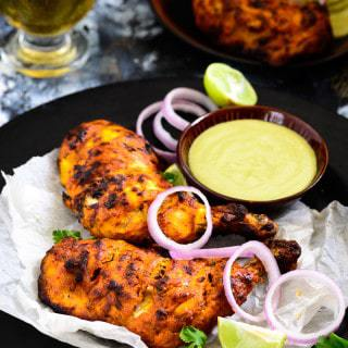 Tandoori Chicken in Air Fryer