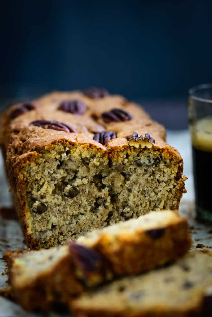 Banana Pecan Bread is a naturally sweet, moist bread, with the scent of cinnamon and crunch of pecan. Make it at home with this recipe.