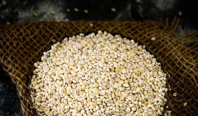 Barley  { Know your Ingredient }