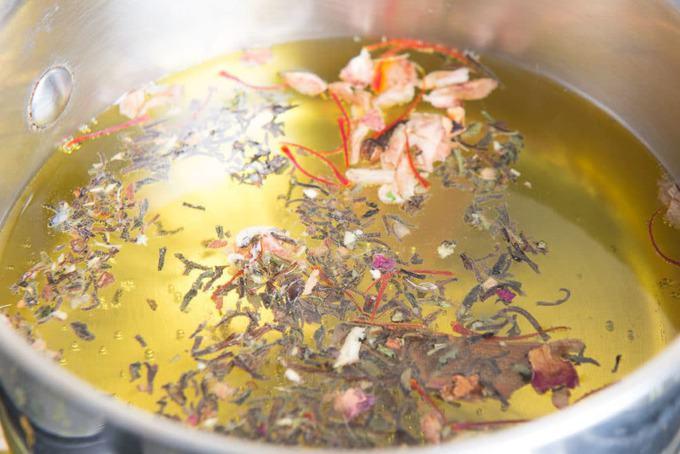 Authentic Kashmiri Tea Kahwa Recipe, Kashmiri Tea, Kahwah, Kehwa, kahwa tea benefits
