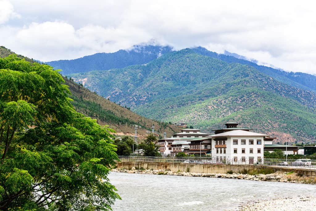 Travel Diaries: Arriving in Bhutan and Thimphu Day 1