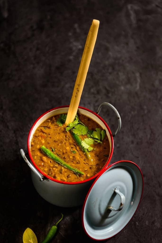 Dal amritsari whisk affair for Amritsari cuisine