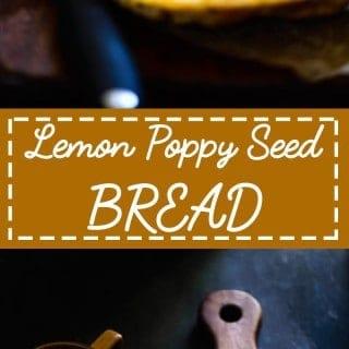 Lemon Poppy Seeds Bread