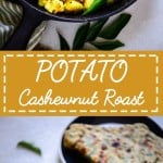 Potato Cashew Nut Roast