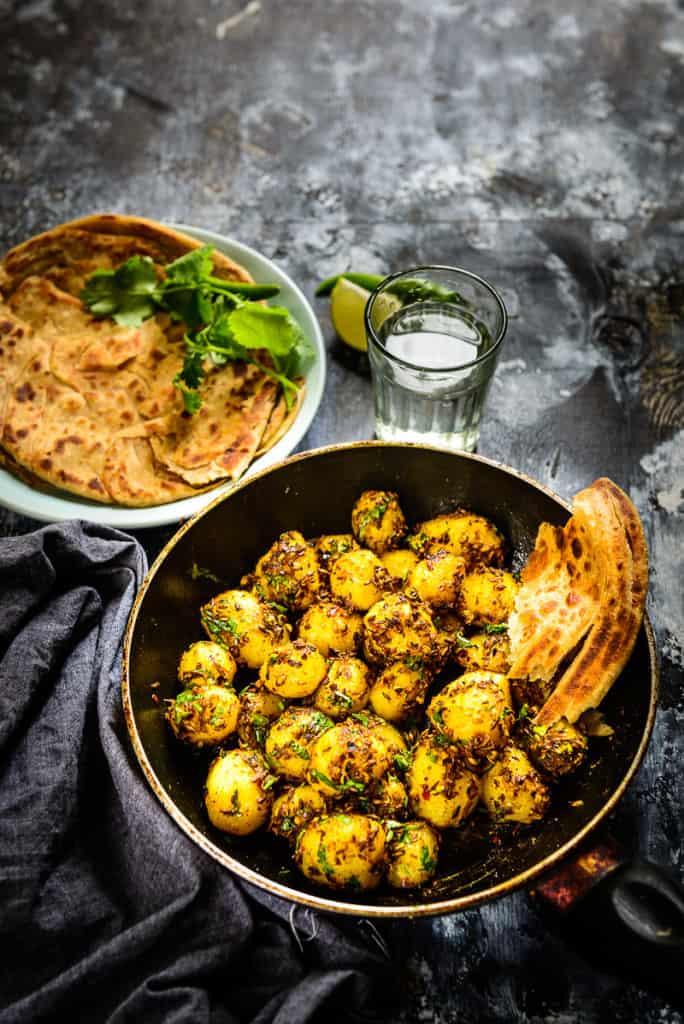 Zeera Aloo Recipe, How to make Zeera Aloo