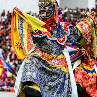 Thimphu Festival / Thimphu Tshechu