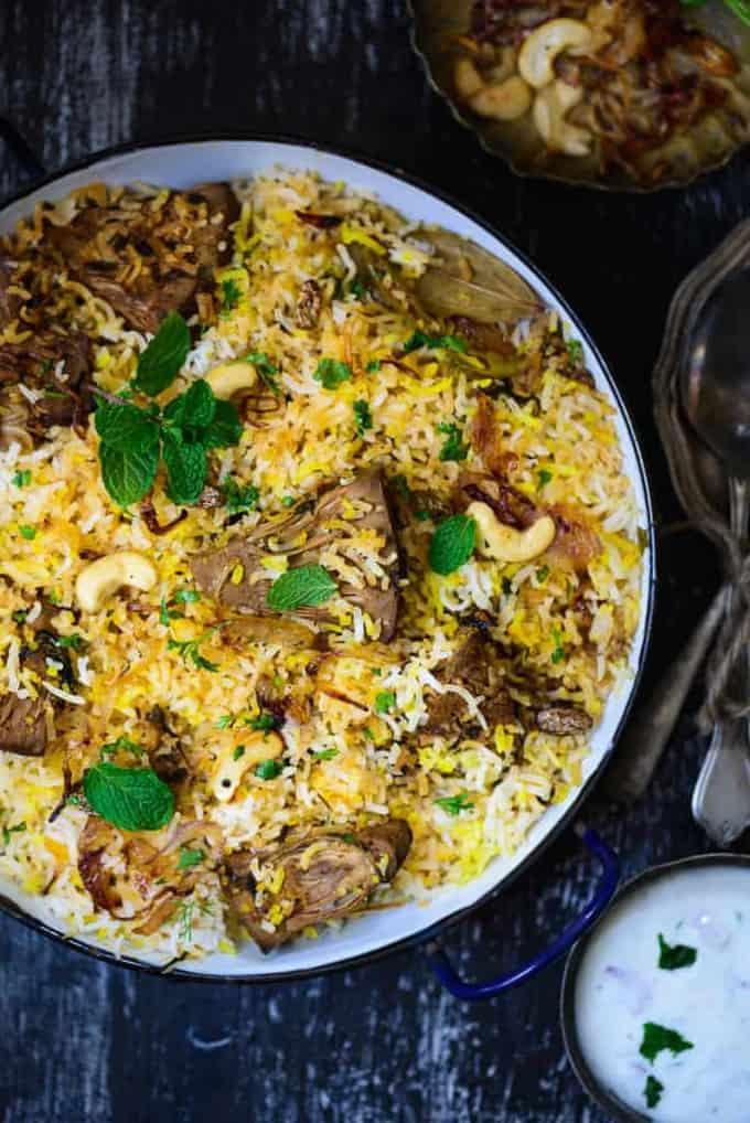 Kathal Ki Biryani recipe, How to make Kathal Ki Biryani