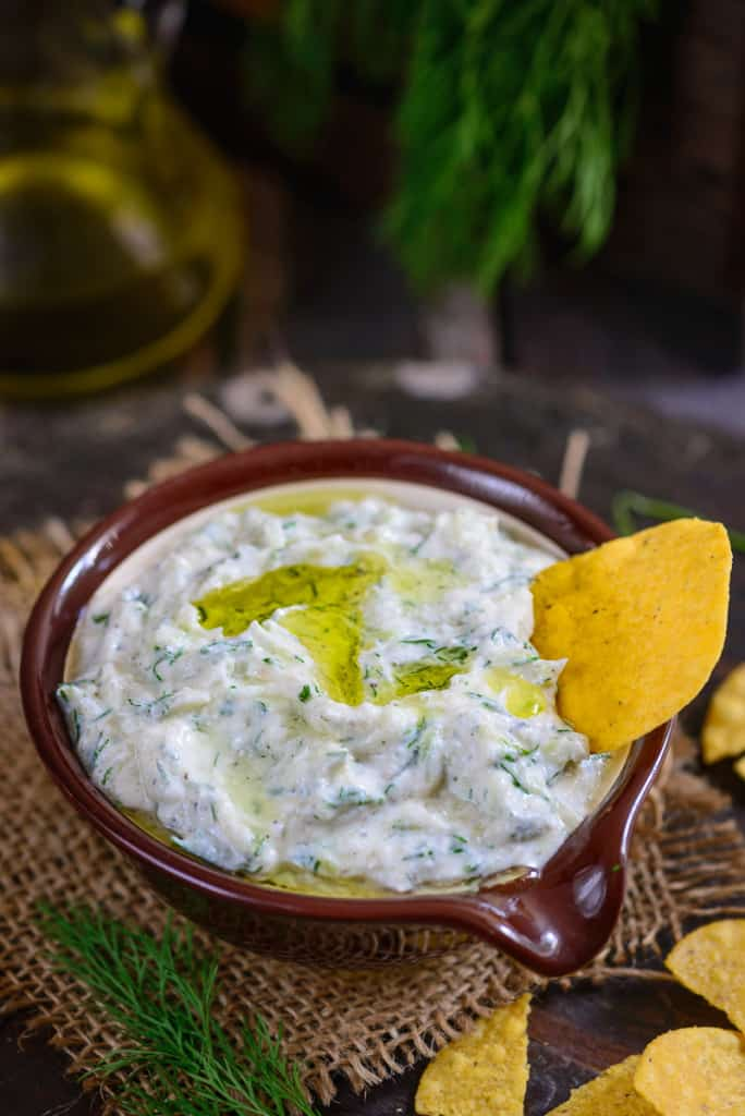 Tzatziki Sauce Recipe, How to make Tzatziki Sauce - Whisk ...