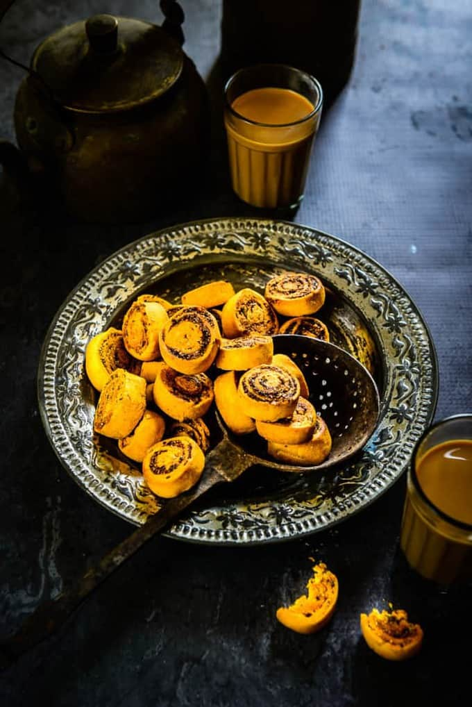 Bhakarwadi Recipe, How to make Bhakarwadi