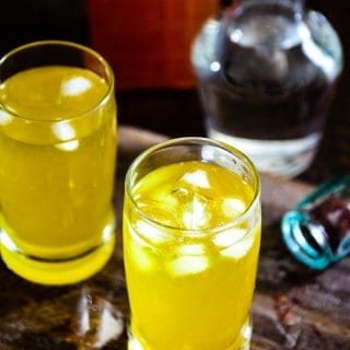 Kesar Chandan Sharbat is a soothing drink made from Kesar (Saffron) and Chandan (Sandalwood) powder. The flavor of Kesar and Chandan magically blend to create a delicious concoction.