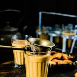 Adrak wali chai is a must have beverage in most Indian household .