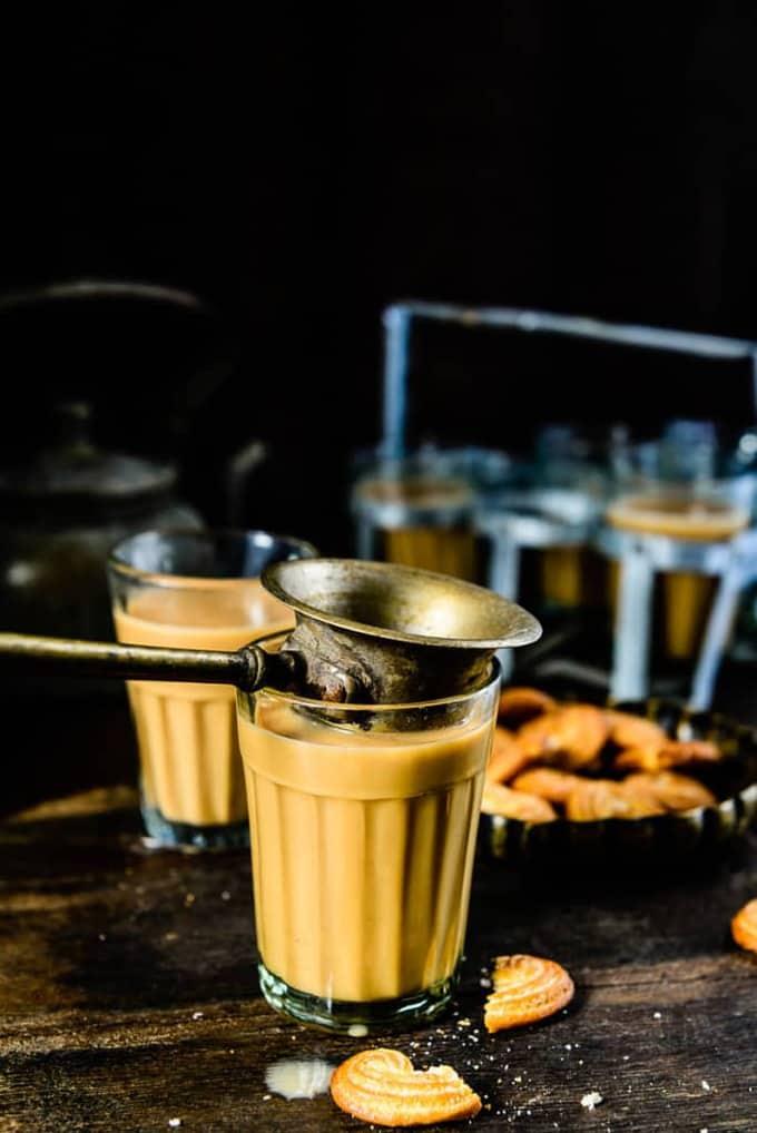 Adrak Wali Chai / Ginger Tea { C is for Chai for #AprilA2ZChallenge}