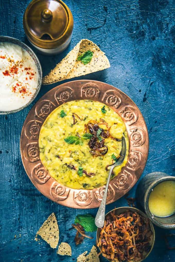 Spinach Oats Khichdi Recipe, How to make Spinach Oats Khichdi