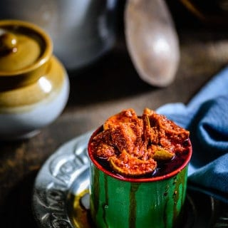 Mango Pickle Recipe. Avakaya is a popular pickle that is prepared by the Andhra people in the southern part of India. It is made by using raw mangoes.