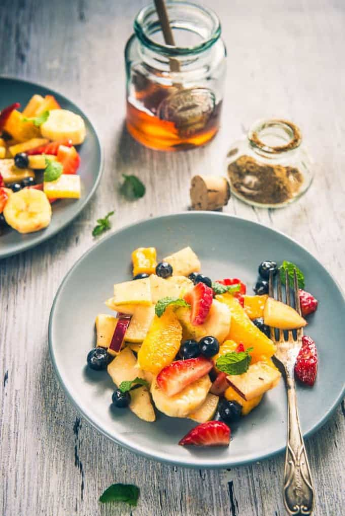 Perfect Summer Fruit Salad Recipe, How to make Perfect Summer Fruit Salad
