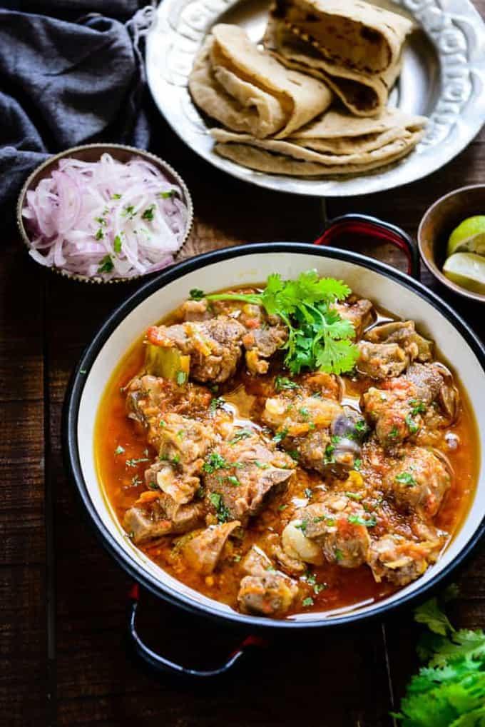 Peshawari Kadhai Gosht Recipe, How to make Peshawari Kadhai Gosht