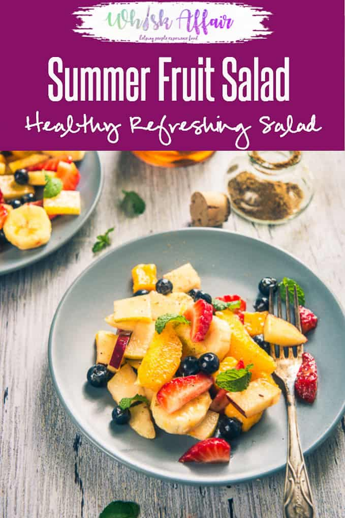Eat the freshest fruits this season tossed up to make a chilled Fruit Salad Recipe. Read a few tip and tricks on How to make a Summer Fruit Salad. Indian I Fresh i Fruit I salad I Homemade I Easy I Simple I Quick I Best I Perfect I Healthy I Food I Photography I Styling I