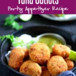 Tuna cutlets are a delicious snack or Appetizer made using canned Tuna. It is a very easy and quick to make snack option for parties. #Indian #Appetizer