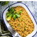 Cilantro Lime Quinoa is a healthy, refreshing side dish which tastes superb and makes up for a filling breakfast as well! Here is how to make Cilantro lime Quinoa Recipe. @Quinoa #Sidedish #Recipe #Healthy
