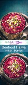 Beetroot Halwa is a unique dessert/sweet filled with the nutrition of Beetroot, khoya, milk and dry fruits. Serve it piping hot and beat all the stress!
