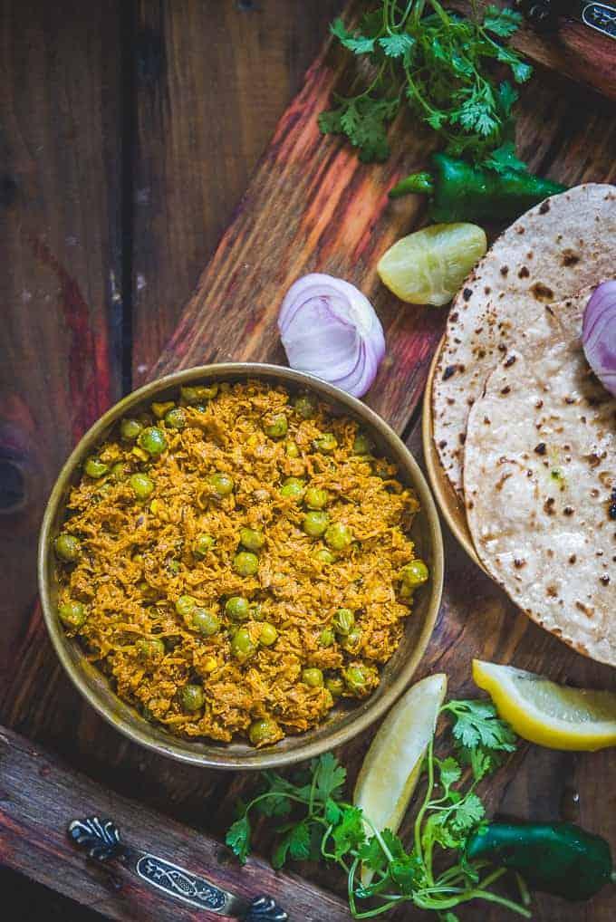 Rajasthani Kachi Haldi Ki Sabji Recipe Fresh Turmeric Curry
