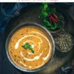 Jain Dal Makhani is made by using khadi urad dal, rajma, whereas it is balanced by adding umpteen spices, ginger and dollops of butter. There is no onion or garlic used in this recipe. Here is how to make it. #Indian #Jain #Recipes