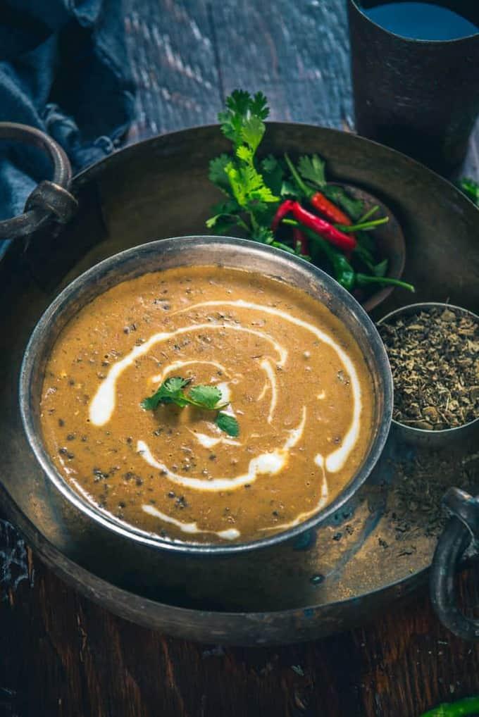 No Onion No Garlic Dal Makhni Recipe, How to make No Onion No Garlic Dal Makhni