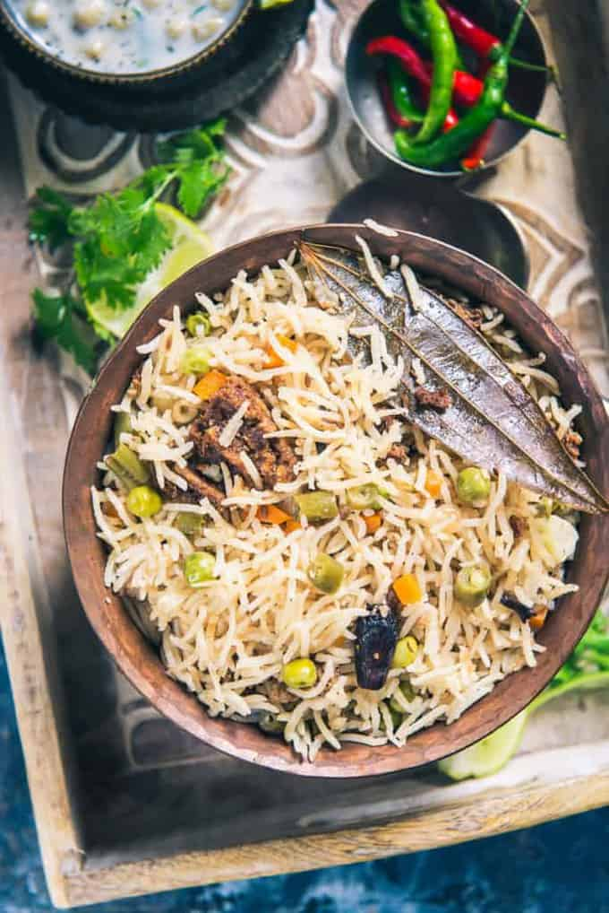 Sabz Badi Pulao Recipe, How to make Sabz Badi Pulao