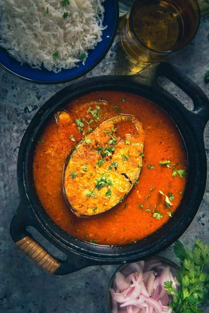 Tamatar Wali Machli Recipe, How to make Tamatar Wali Machli