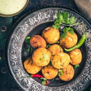 Makhana Paneer Ball