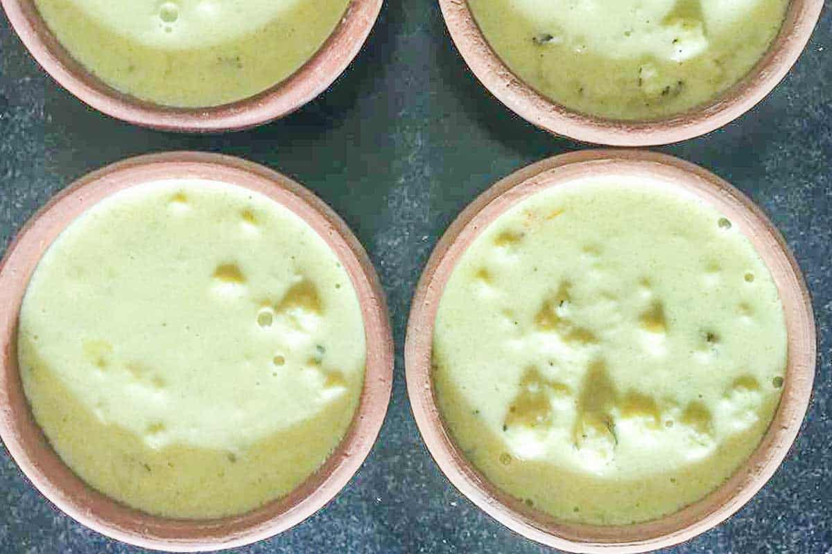 Kesar Makhana Phirni Recipe, Phirni recipe, punjabi phirni recipe, phirni recipe pakistani, rice phirni recipe, phirni recipe with rice flour
