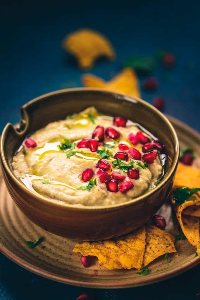 Baba Ganoush Recipe, How to make Baba Ganoush
