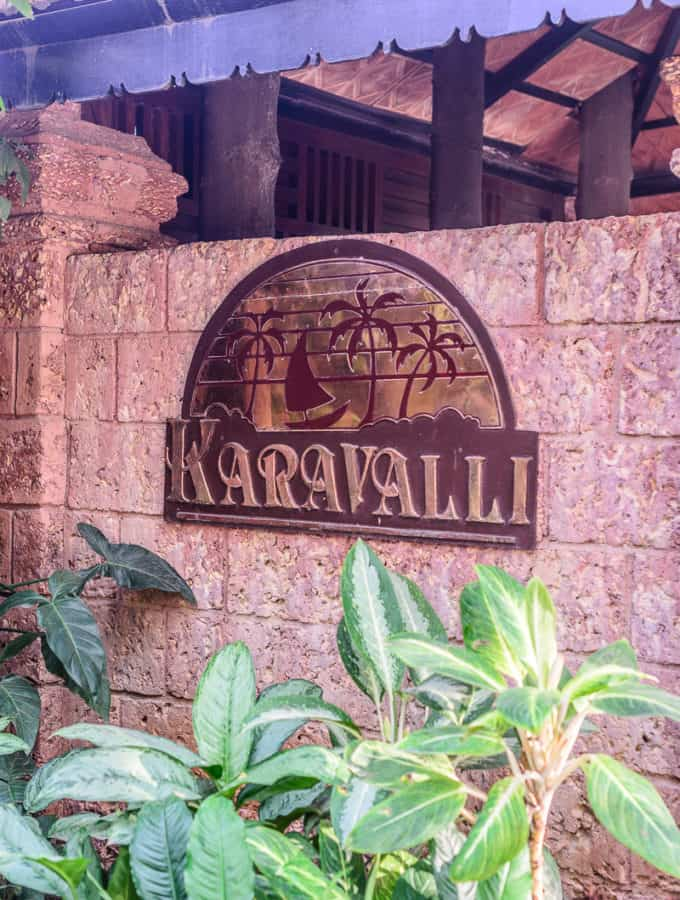 Aquafest at Karavalli, The Taj Gateway, Bangalore I Restaurant Review