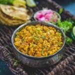 A soft and sizzling North Indian accompaniment, Paneer Bhurji is a worth making dish for a lazy brunch or different dinner. This Punjabi speciality is easy to make , spicy and goes well with any Indian bread.