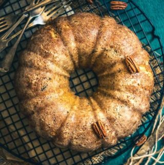 Pecan Bundt Cake is a super delicious cake to make from scratch and it need no special skills and equipments to make at home.