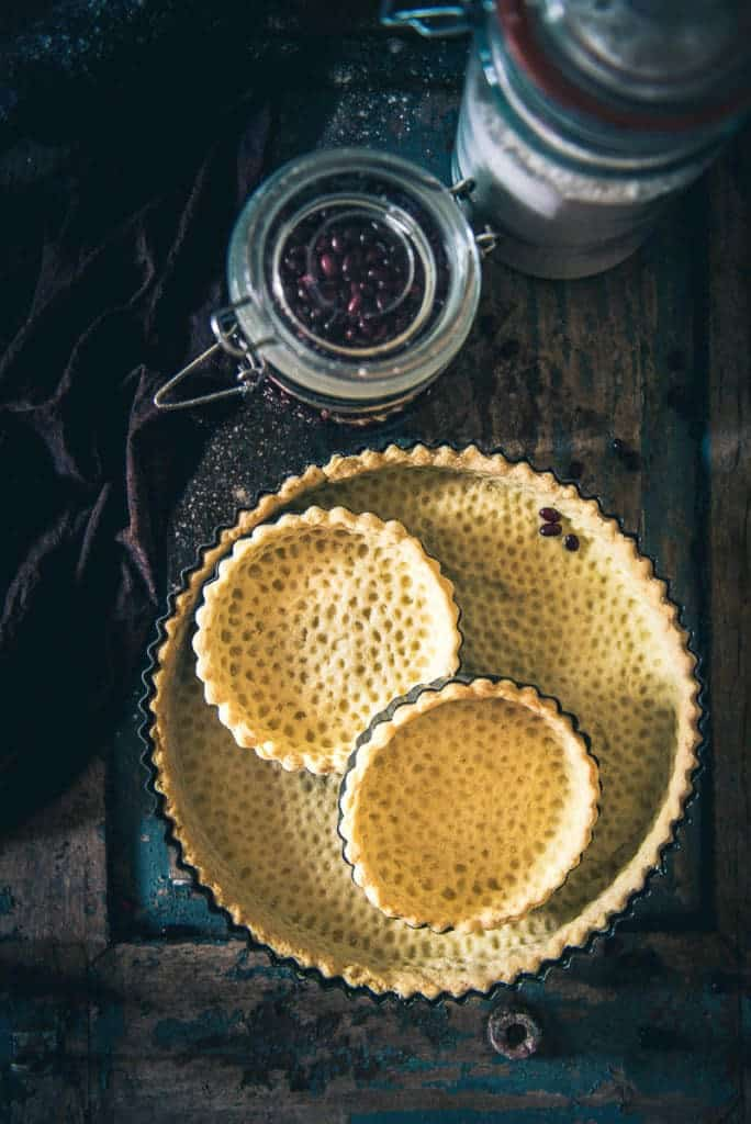 Making Perfect Tart Shells at home is quite easy and with the use of right technique and ingredients, it's a breeze to make.