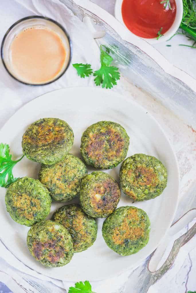 Hara Bhara Kabab Recipe, How to make Hara Bhara Kabab