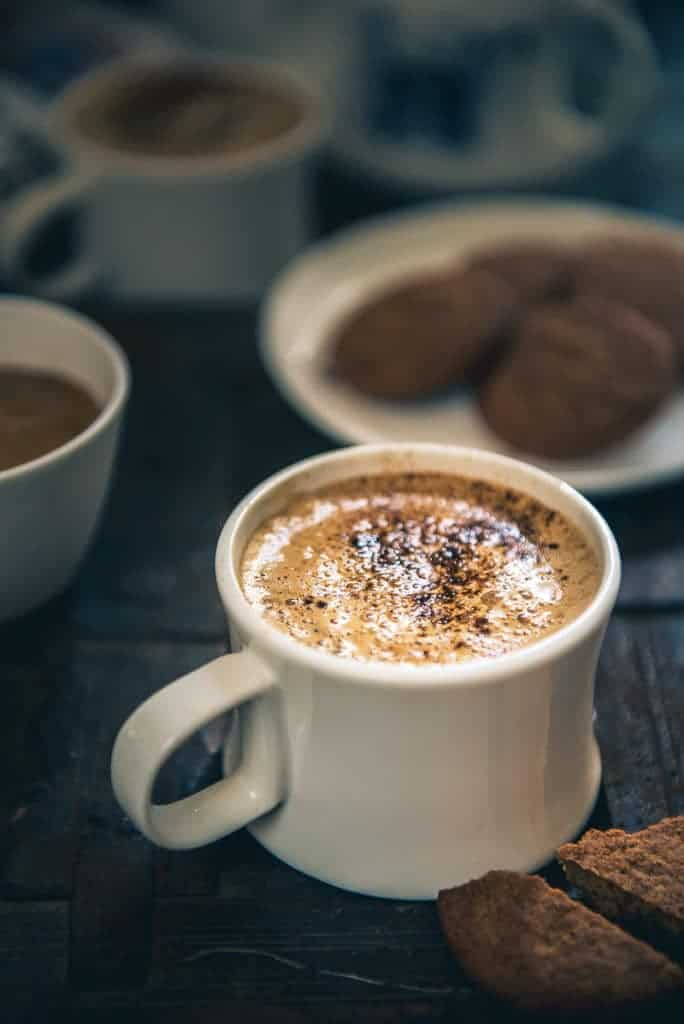 Indian Style Cappuccino Coffee Recipe, Indian Style Cappuccino Coffee