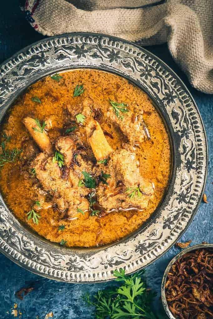 Karim S Copycat Mutton Stew Recipe Step By Step Whiskaffair