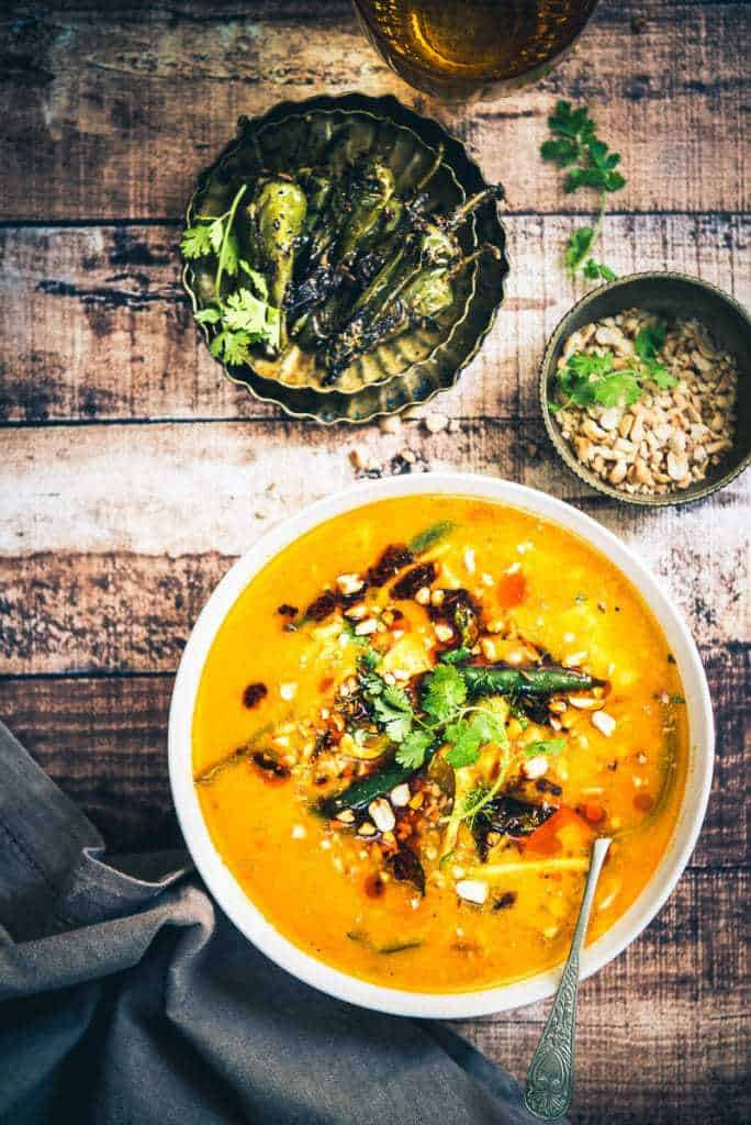 Gujarati Dal Dhokli Recipe, How to make Gujarati Dal Dhokli